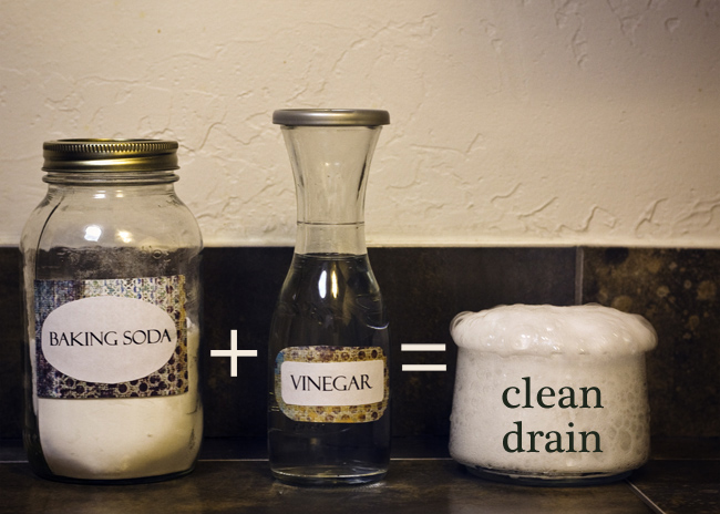 Clean Your Drains the Safe Way!