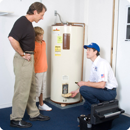 Bearden Water heater repair in tennesse