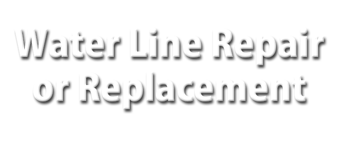 Powell Water-Line-Repair-or-Replacement