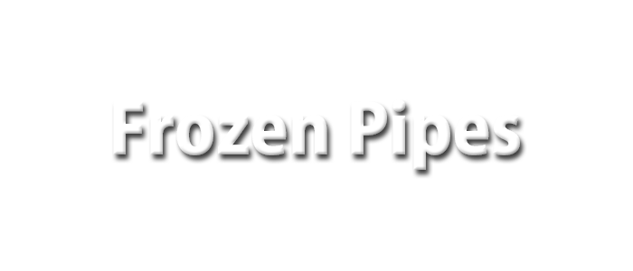 Cedar Bluff-Frozen-Pipes