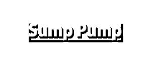 Cedar Bluff-Sump-Pump
