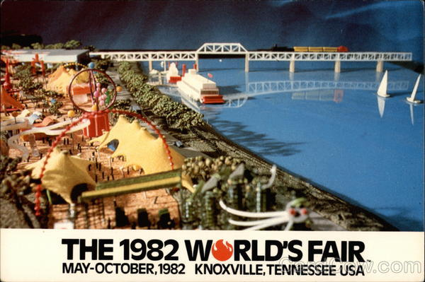 knoxville worlds fair 1982