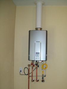 Bearden TN tankless water heater