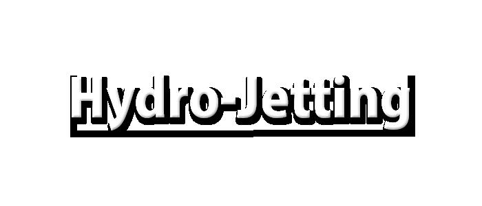 Halls-Hydro-Jetting