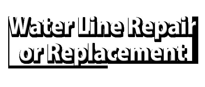 Halls Water-Line-Repair-or-Replacement
