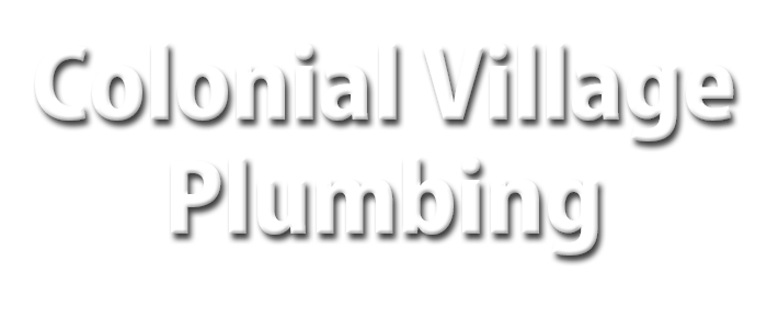 Colonial Village Plumbing