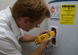Knoxville Water Heater Checked