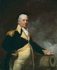 Henry Knox the first ever Secretary of War