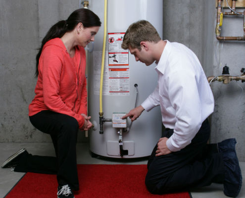 Hot Water Heater in Knoxville Tennessee Plumbing